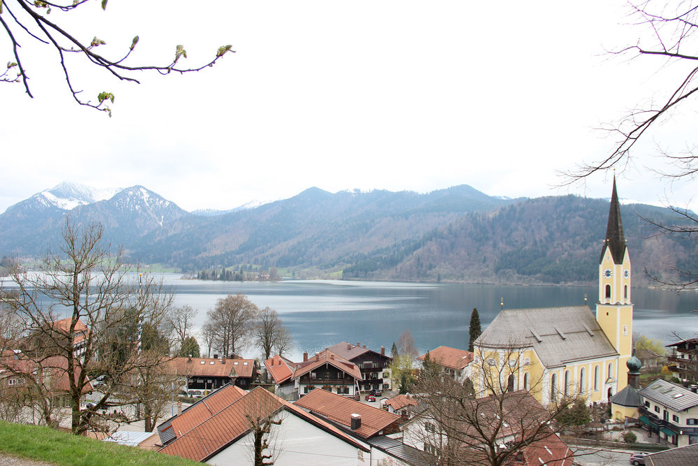 Lake schliersee -
