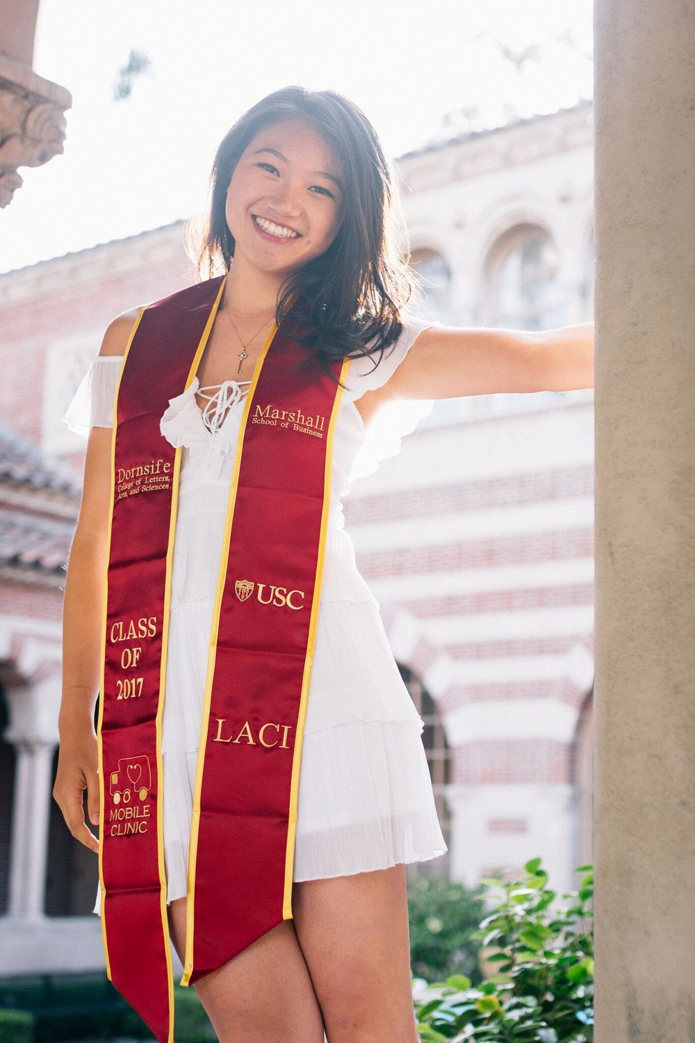 Monica liu    co-founder, president (2016-2017)   plans after graduation:  Attending the stanford university school of medicine while managing cardinal free clinics.