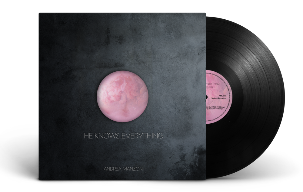 He Knows Everything - Vinyl Edition - 24.11.18