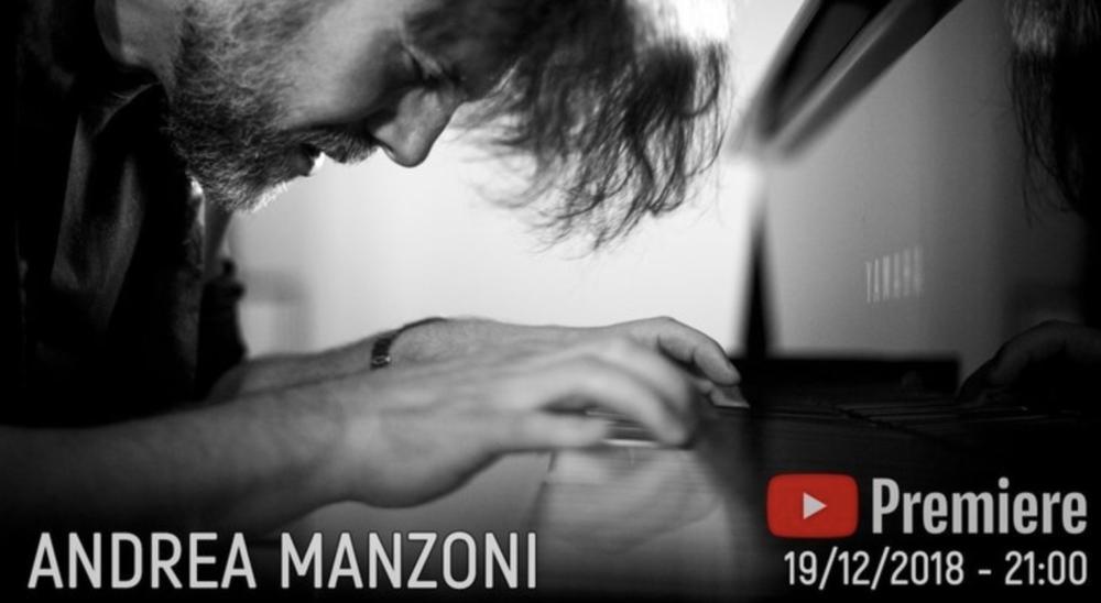 Andrea Manzoni on YouTube Première - 19/12/18   17.12.18