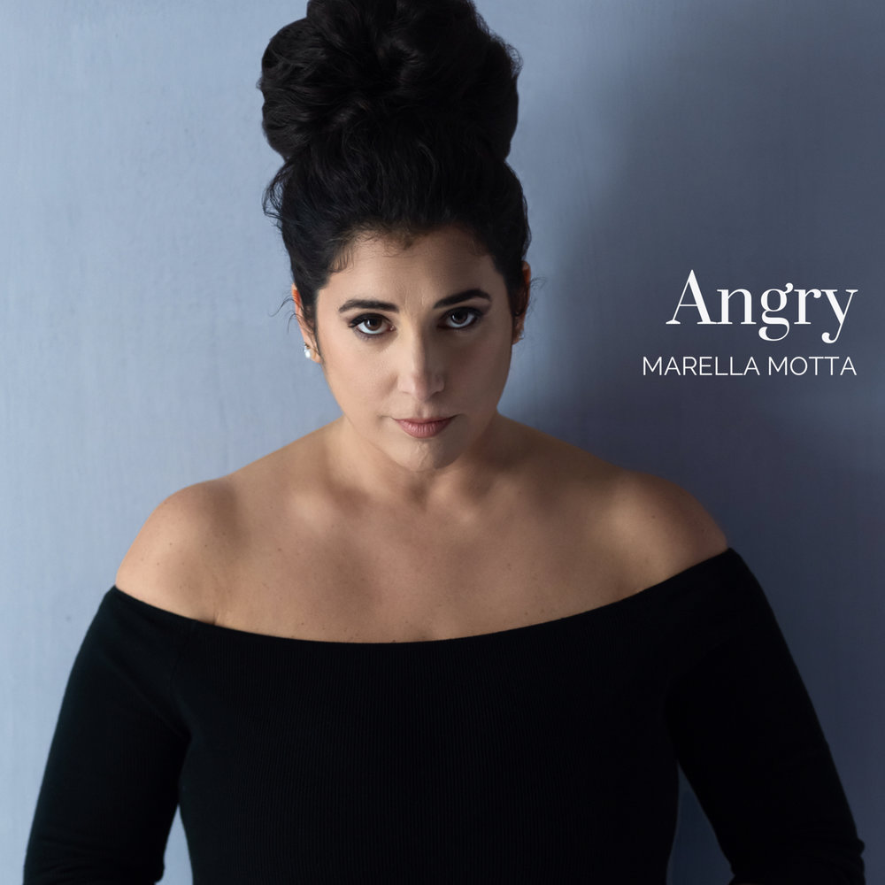 "Marella Motta's single ""Angry"" is OUT NOW""!   15.02.19"
