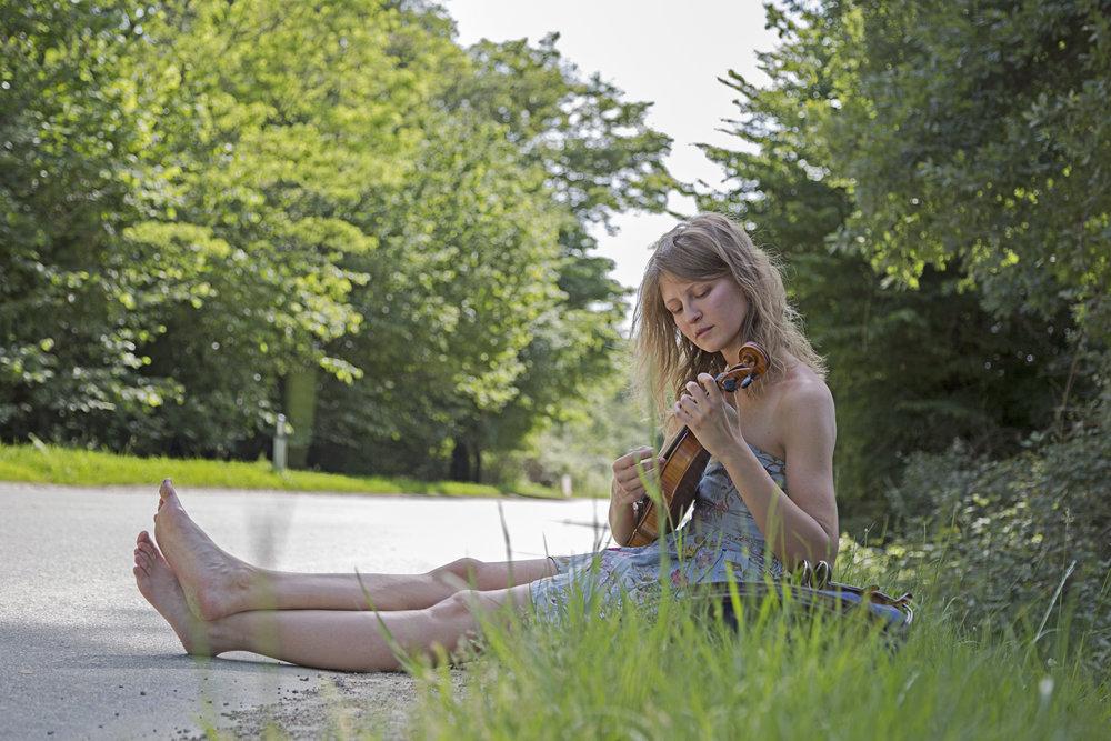 La Repubblica: Anais Drago - con il violino ho scoperto Zappa   13.03.19