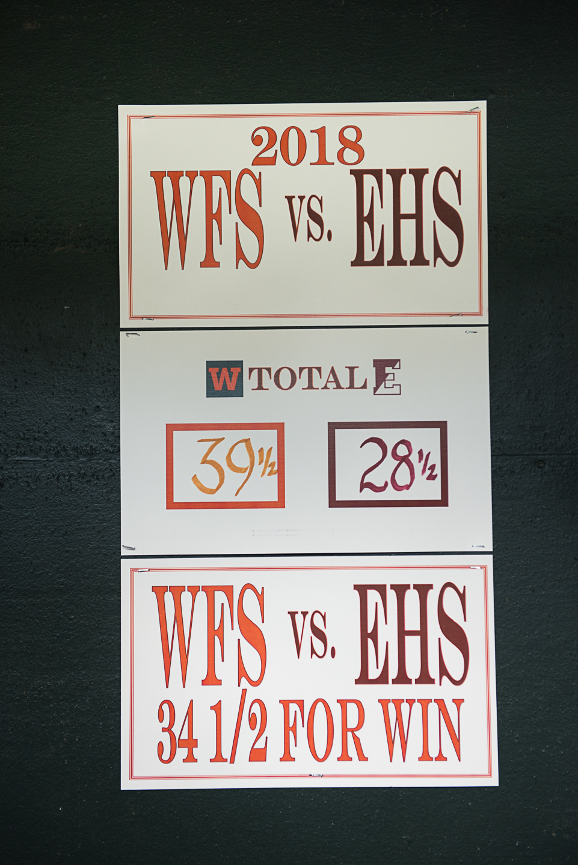Episcopal High School vs Woodberry Forest High School Alumni Cup Challenge Dinner