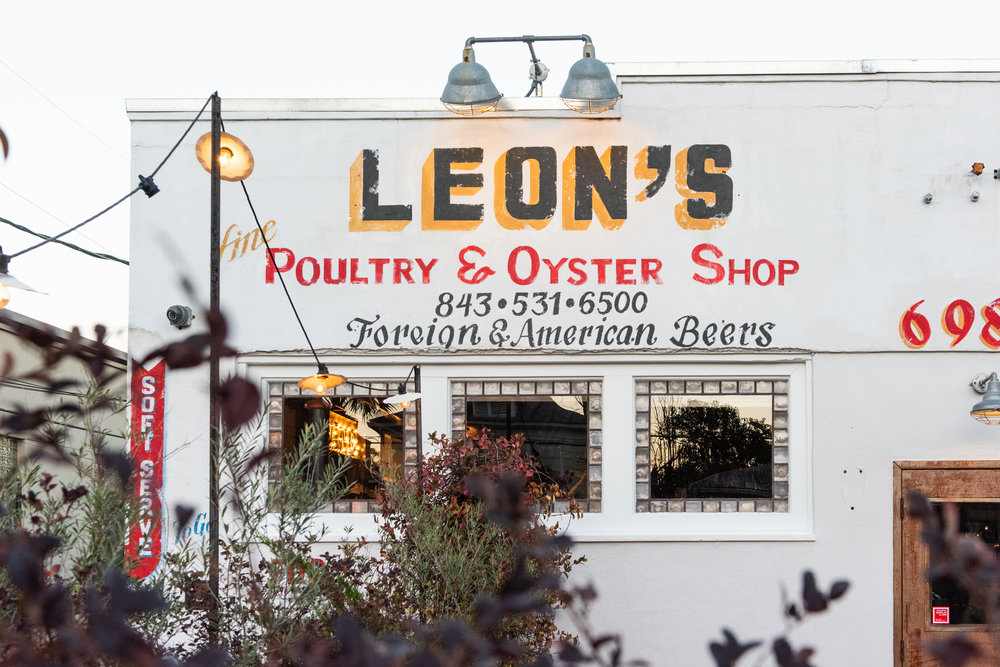 Charleston Event Photography: Private Party at Leon's Oyster Shed