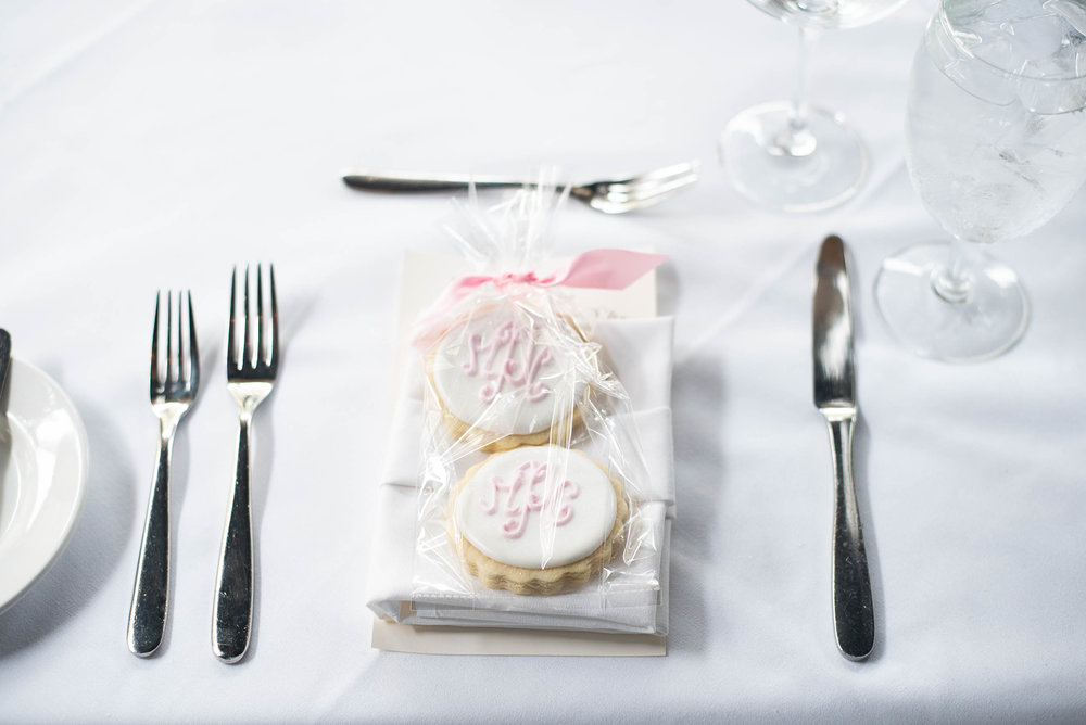 Charleston Bridal Luncheon at the Old Village Post House Inn