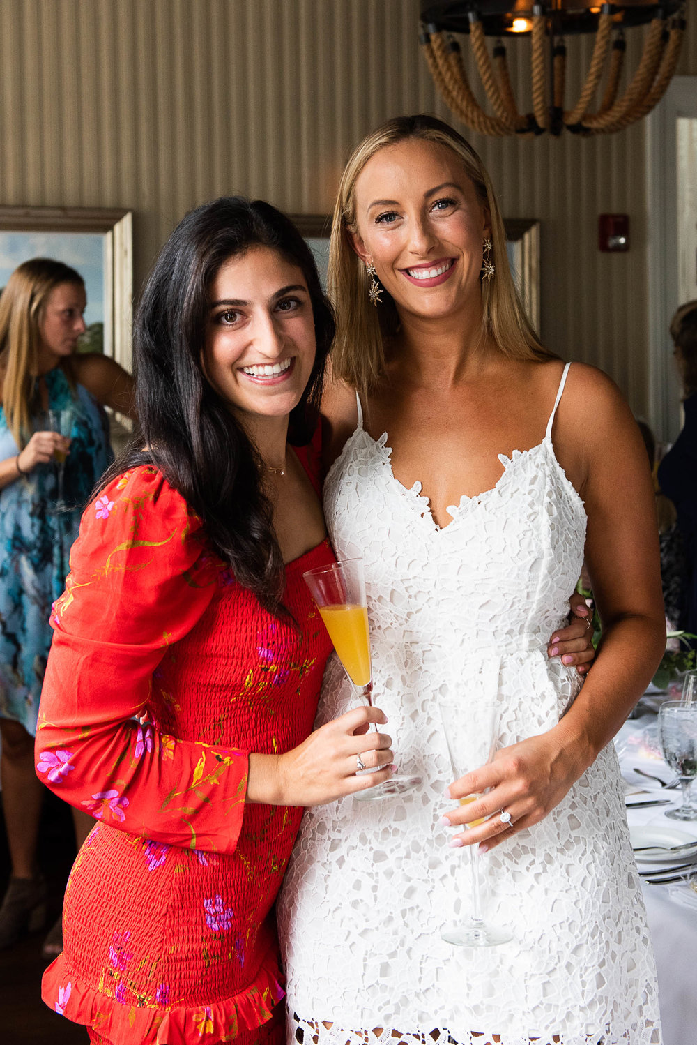 Charleston Event Photography by Event Photographer Reese Moore Photography | Old Village Post House Inn Bridal Luncheon