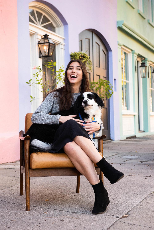 Charleston Branding Photography: Contemporary Corporate Headshots for Floor Plan Visuals