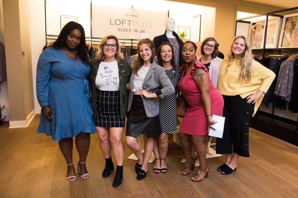 Charleston Corporate Event Photography for Ann Taylor LOFT by Reese Moore Photography