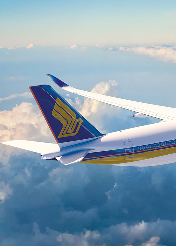 Singapore Airlines Stopover. -
