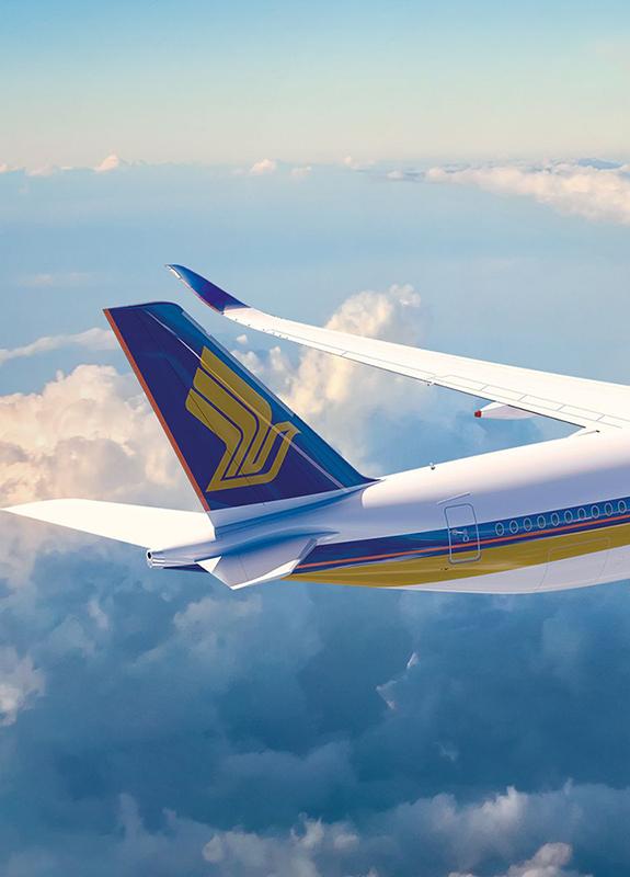 Singapore AirlinesStopover. -