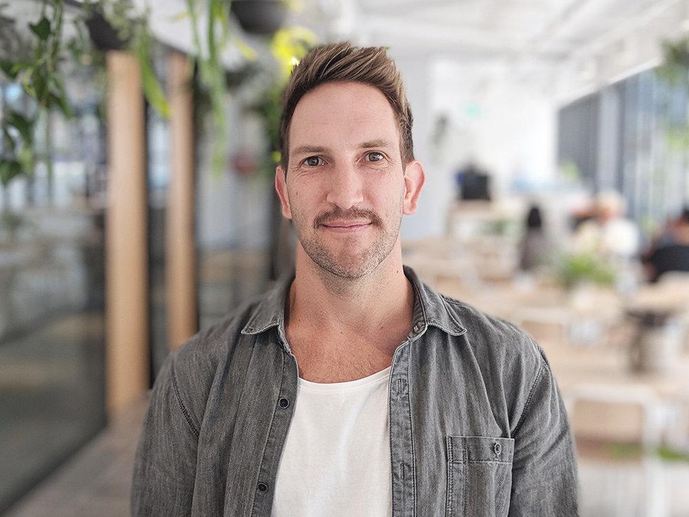 Scott Richmond - Head of Brand
