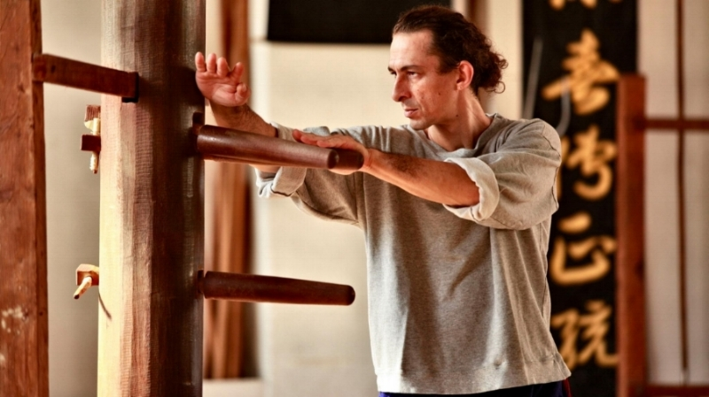 Workshop - JOIN OUR 2-DAY WORKSHOPWITH SIFU DIDIER BEDDAR | OCTOBER 27TH & 28THSIGN UP NOW - PLACE IS LIMITED!