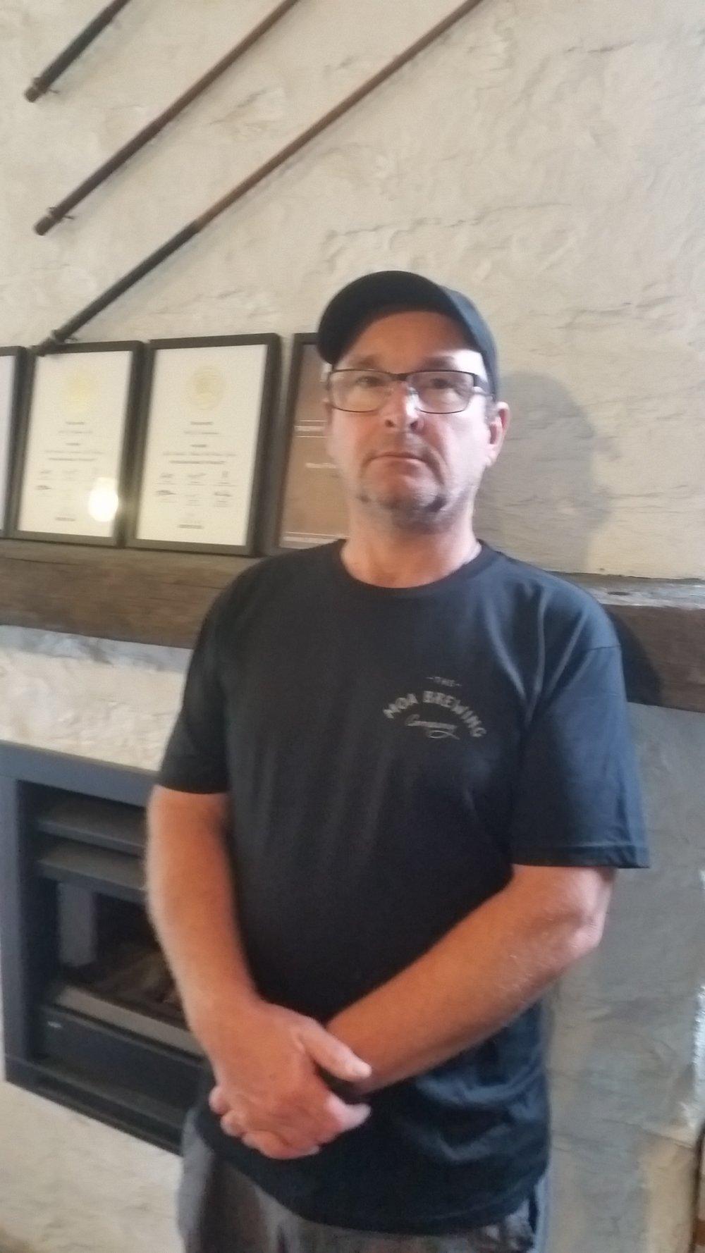 David Nicholls    Board Member (Moa Brewing), Malborough