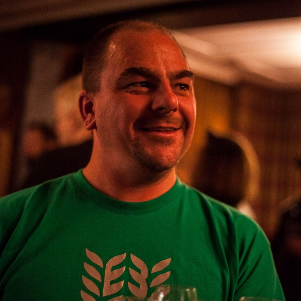 Paul Finney   Board Member (Emporium Brewing), Kaikoura