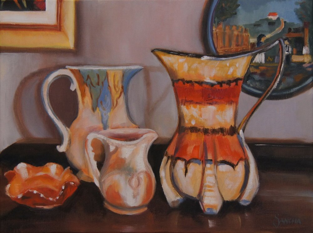Three Jugs (SOLD)
