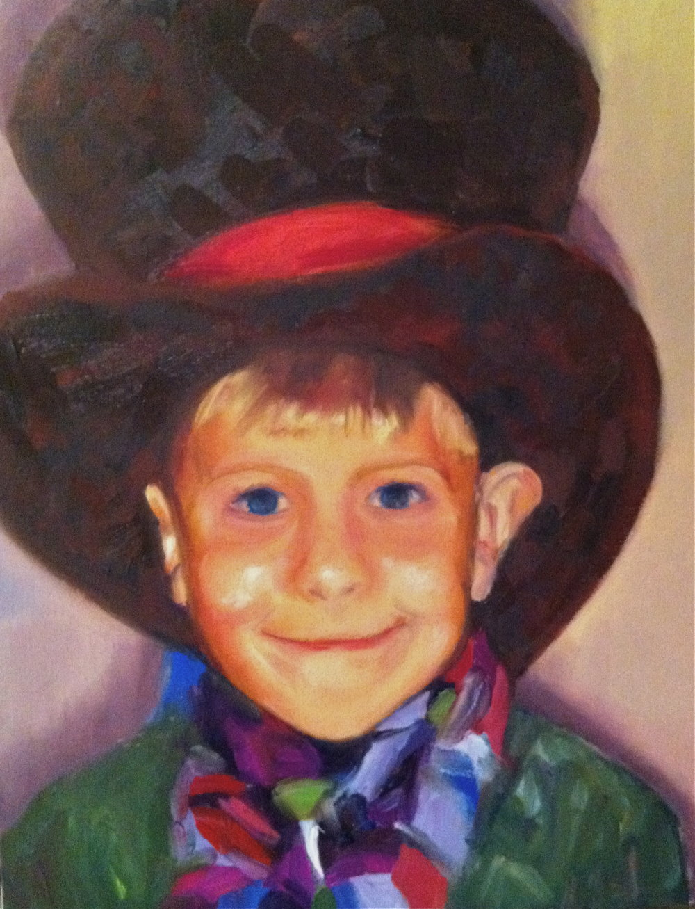 Portrait - Ashton (The Mad Hatter)
