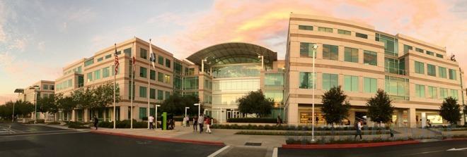 Apple Infinite Loop Campus