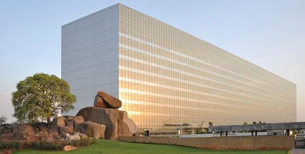 WaveRock facilities in Hyderabad, India | Source: Tishman Speyer