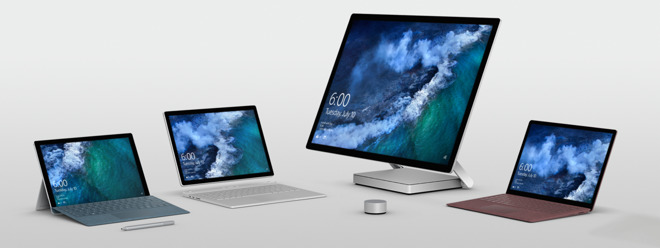 Microsoft's Surface Studio 2 is effectively a non-mobile tablet