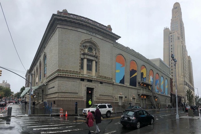 "Apple's ""More in the making"" event at Brooklyn's Howard Gilman Opera House"