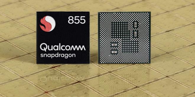 Qualcomm's Snapdragon 855