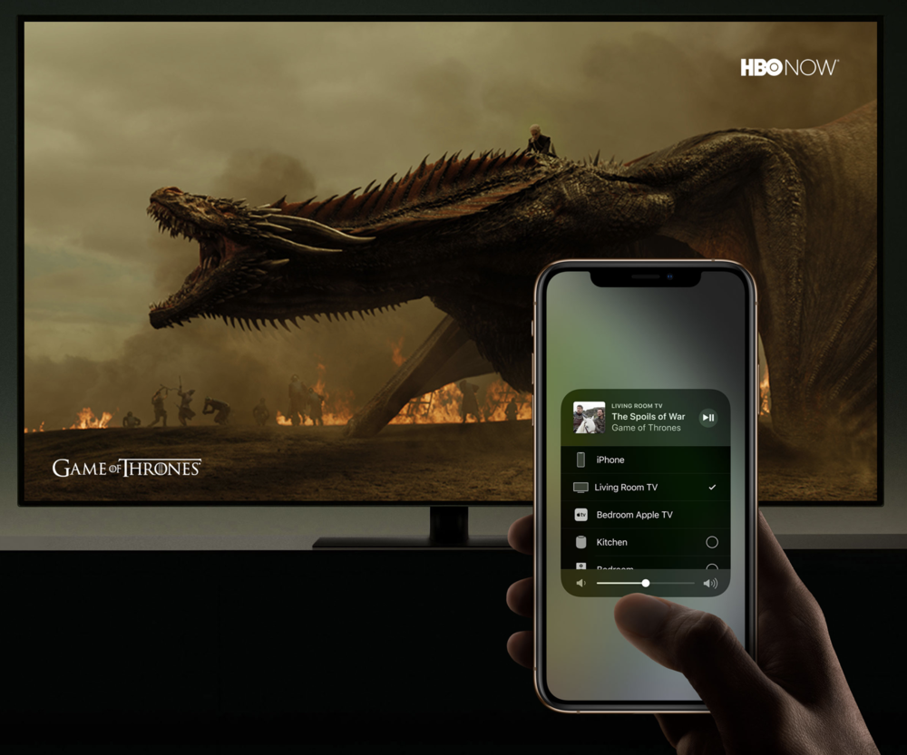 Apple seems to think people will use AirPlay 2 on a variety of devices once they get a taste