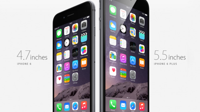 Just as Samsung and other Android makers were starting to gain traction with phablets, Apple showed up with iPhone 6 Plus and gobbled up the market for larger smartphones