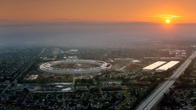 Imagine dedicating nearly half of Apple Park just to work on Siri