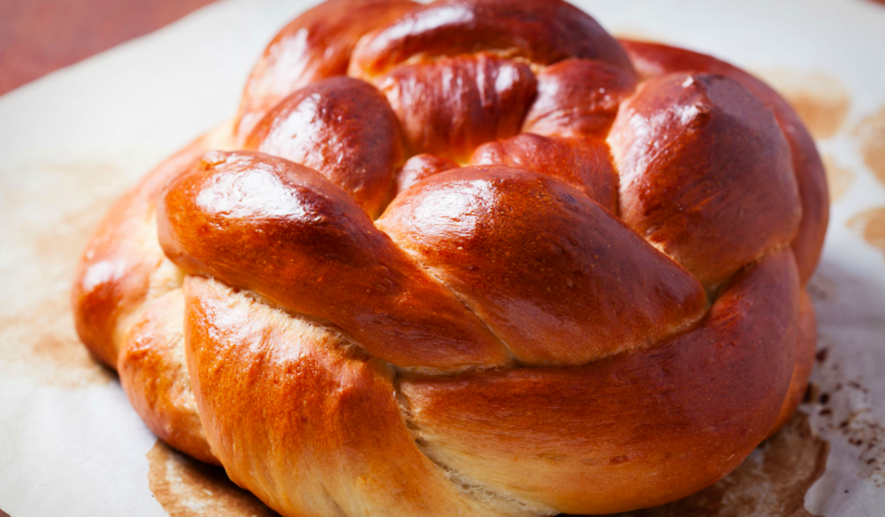 The Most Beautiful Rosh Hashanah Challah on Instagram - Because the camera always eats first.