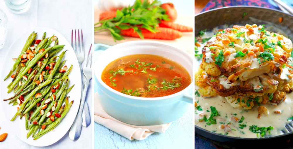 How to Do Rosh Hashanah on the Keto, Paleo and Whole30 Diets - On a restrictive diet? You can still celebrate the New Year with these delish recipes.