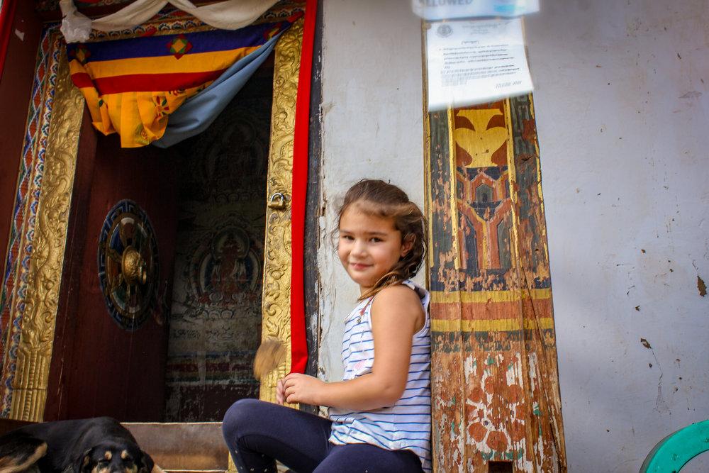 Phoenix in Punakha