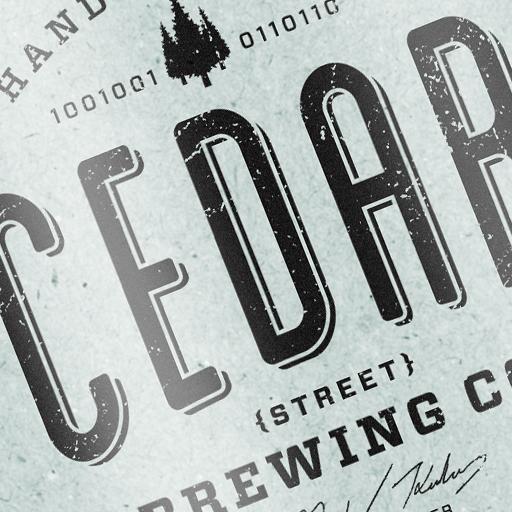 CEDAR STREET BREWING CO.