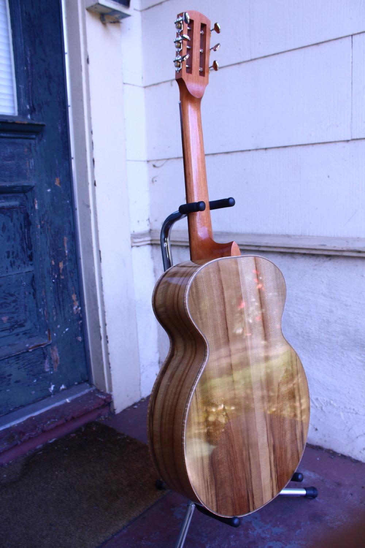 Handbuilt acoustic guitar RB-0