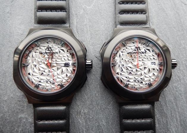 Watches - Montfort Watchesはスイスの腕時計メーカーで、優れて確立された分野で、デザインを革新したいと考えました。彼らはスイスアルプスに発想を得て、3Dプリントの腕時計の文字盤を作りました。この会社の製造するすべての腕時計にはこの特徴的な3Dプリントの文字盤が使われています。(3)