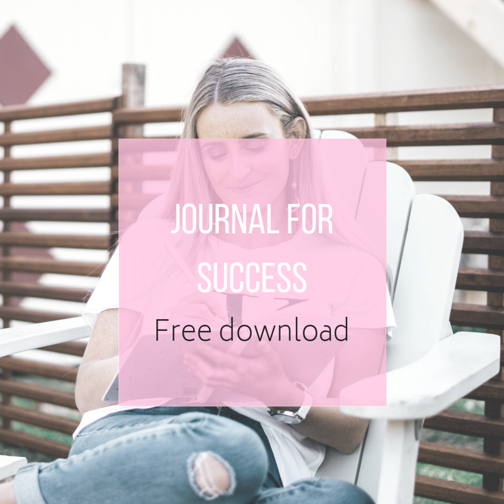 Journal For Success - Heard all this talk about journalling but have no idea where to start? Do you want to learn the steps to elevating your mindset and journalling to reach a certain goal in life?Join me in this free masterclass where I share my proven steps to journalling, so you can achieve whatever it is that your heart desires.Click here to view.