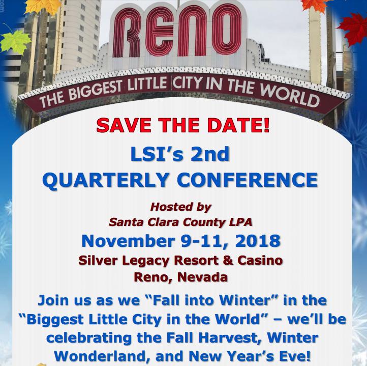 Reno Conference