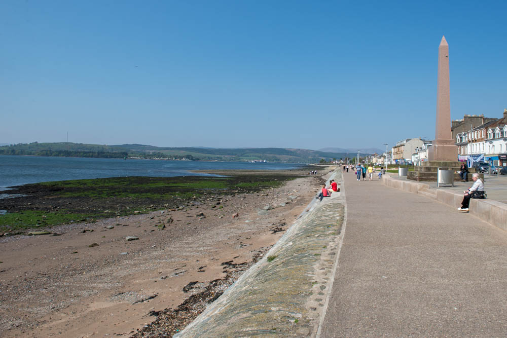 Helensburgh Sea Front
