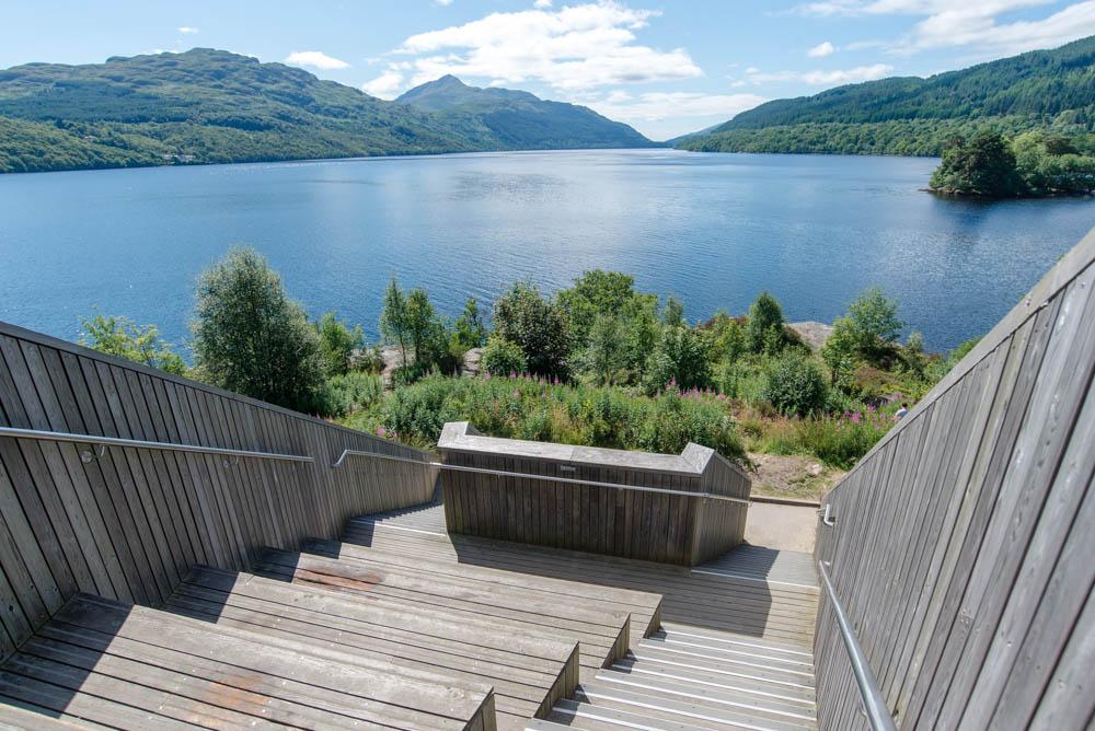 View from An Ceann Mòr