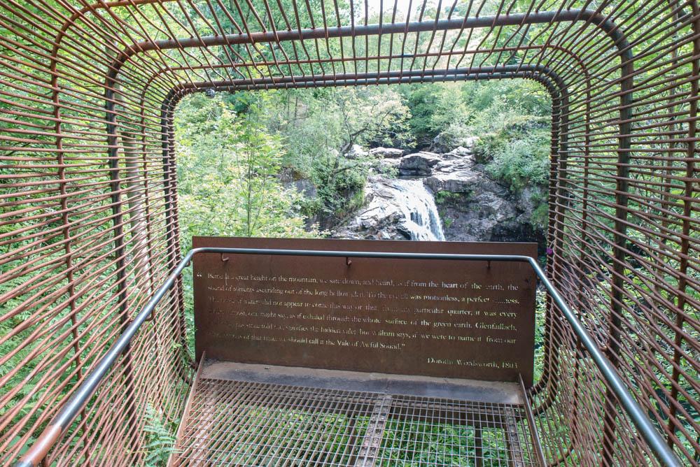 Woven Sound, Falls of Falloch