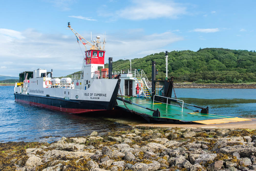 Portavadie to Tarbert Ferry