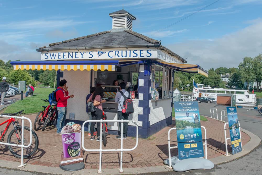 Sweeney's Cruises, Balloch