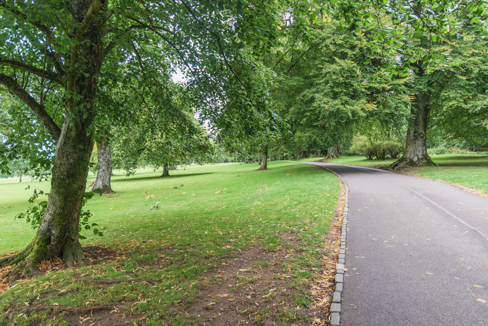 Smooth Cycling, Balloch Castle Country Park