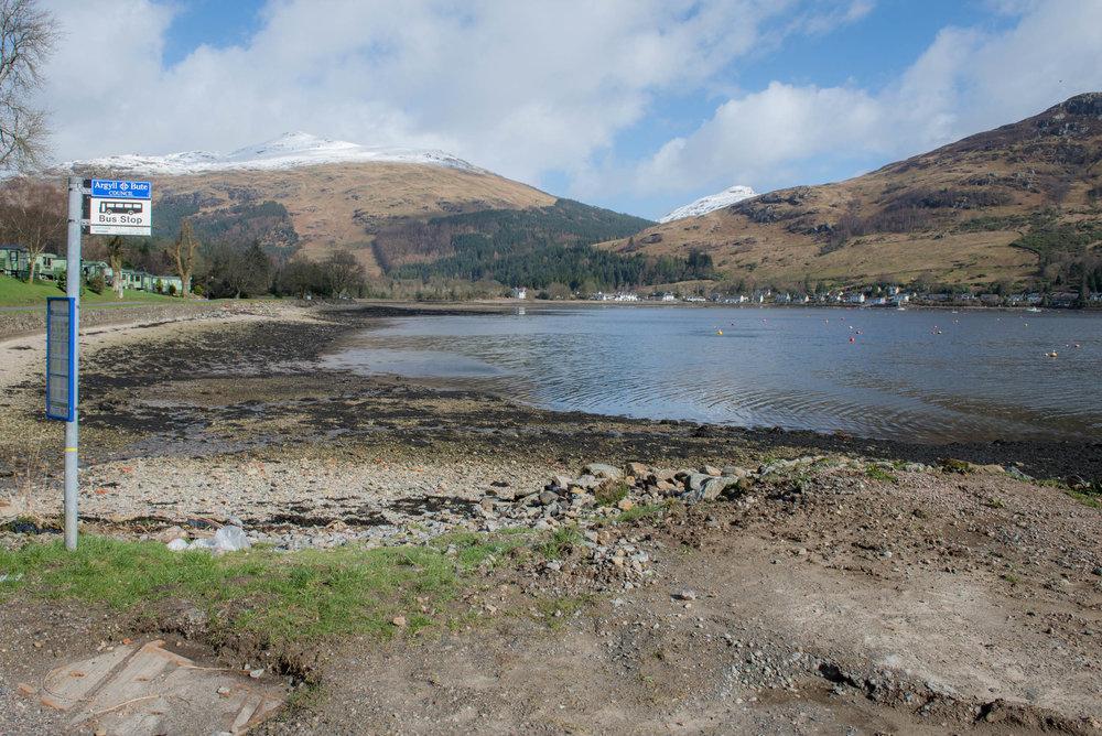 Loch Goil, Argyll Forest
