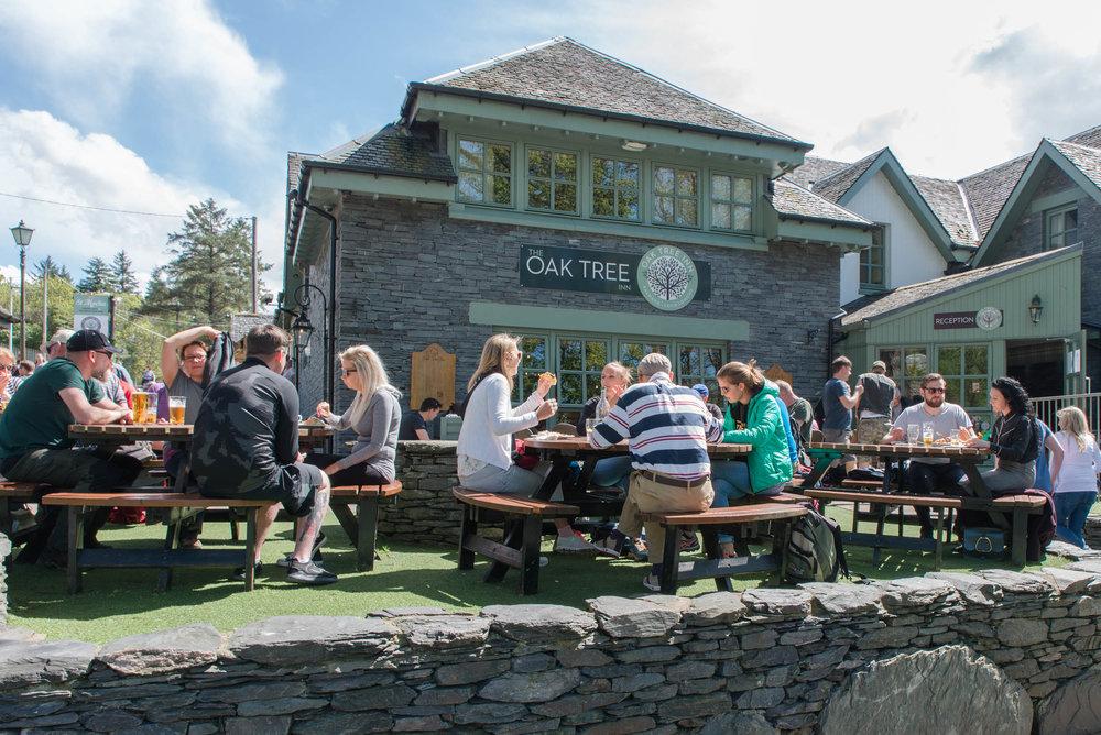 Oak Tree Inn, Balmaha, Loch Lomond