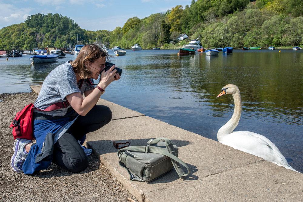 Photography Training Courses, Balmaha, Loch Lomond