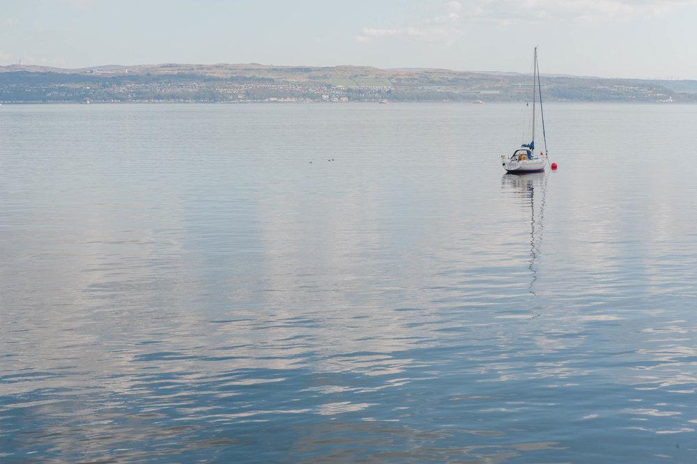 Loch Long, Blairmore, Argyll,