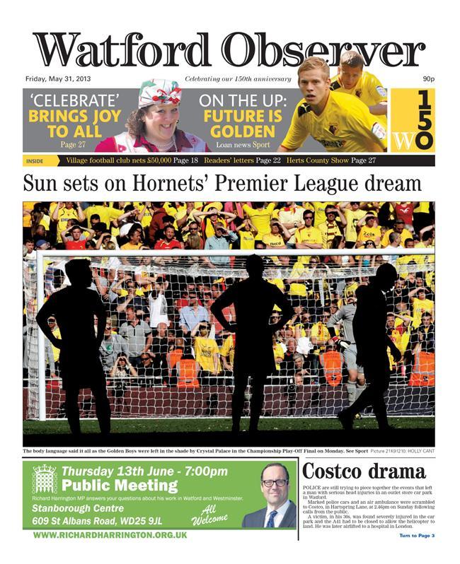 Watford Observer, December 2018