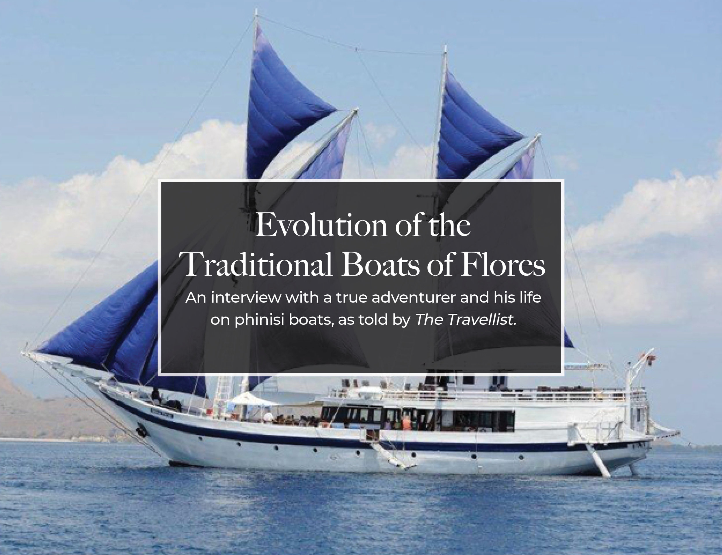 Flores Boats