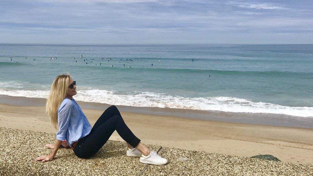 Biarritz holiday