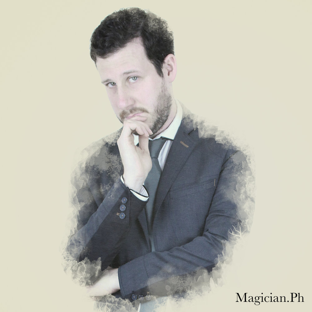 Magician Promo // Tom Weil // Manila Philippines